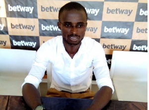 Coach Ignatius Osei-Fosu