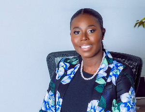Ivy Apea Owusu, Chairperson on new CBOD board