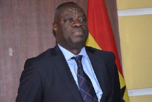 Ghana's Tourism Minister, Ibrahim Mohammed Awal
