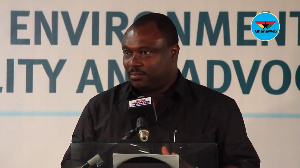 Deputy Minister for Trade and Industry, Robert Ahomka Lindsay