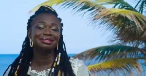 Singer Araba Cudjoe