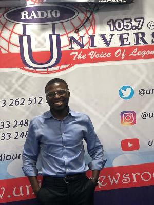 Kwesi Atuahene is a columnist