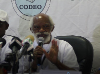 CODEO co-chair Prof. V.C.R.A.C. Crabbe