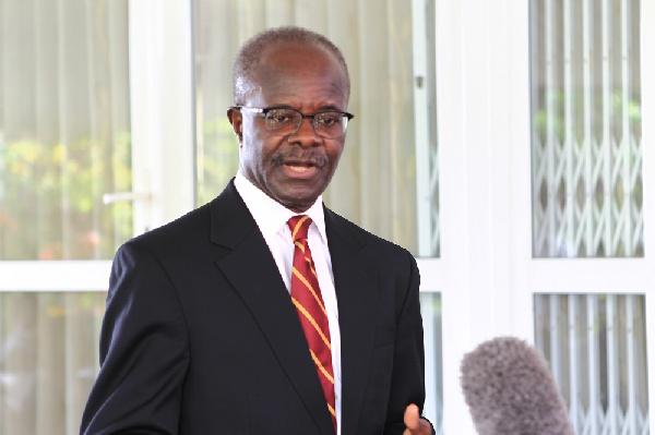 Dr Papa Kwesi Nduom is the Chairman of Groupe Nduom