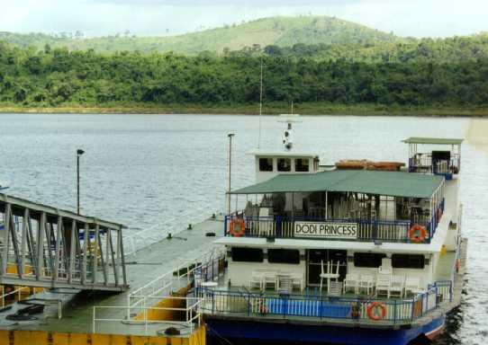 Dodi on Lake Volta