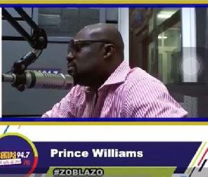 Prince Williams Darlington, Afia