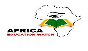 Logo of African Education Watch (Eduwatch)