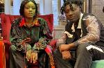 Songstress Gyakie and rapper Amerado