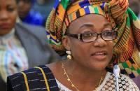 Otiko Afisa Djaba, Minister for Gender and social protection