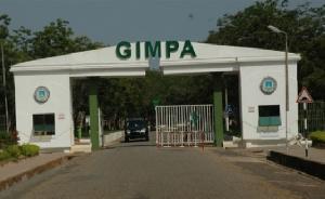 GIMPA entrance