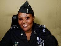 Deputy Superintendent of Police [DSP] Ms Juliana Obeng