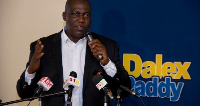 Kenneth Kwamina Thompson, CEO, DALEX