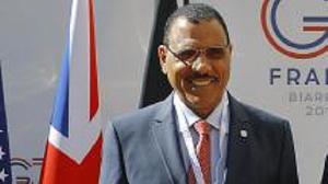 Mohammed Bazoum, New President for Niger