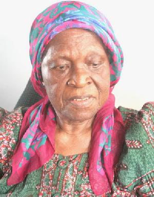 Theodosia Salome Okoh Face