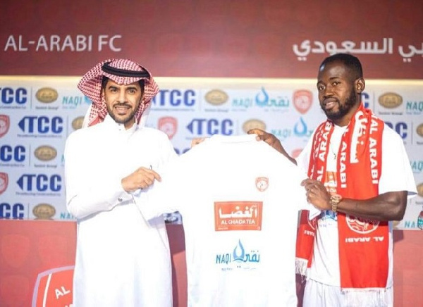 Torric Jebrin completes move to Al-Arabi Sports Club
