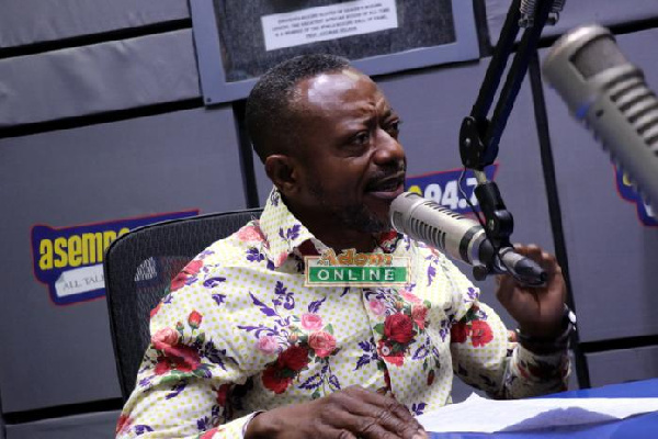 An ex-president wants to kill Wontumi, Ken Agyapong, others before 2020 elections – Owusu-Bempah