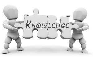 The author urges the reader to hunger for knowledge of truth and not just the knowledge