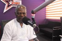 Dr Edward Nasigre Mahama