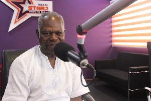 Dr Edward Mahama White