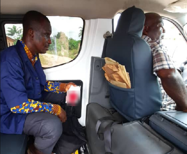 Proprietor for Bright SHS picked up by Police