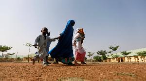 How 100 Nigerian mothers and children wey bandits gbab regain freedom for Zamfara