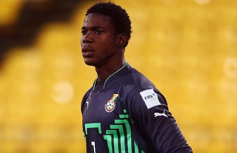 Ati-Zigi is one of the youngsters in the latest Black Stars squad