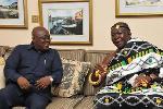 Asanteman will remember you – Otumfuo to Akufo-Addo