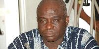 Eric Opoku, MP for Asunafo South