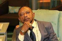 Founder and leader of the Glorious Word Chapel, Reverend Isaac Owusu Bempah