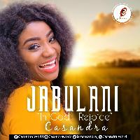 Cover art for her new song, Jabulani
