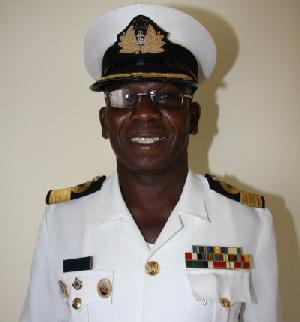Rear Admiral M. Quarshie