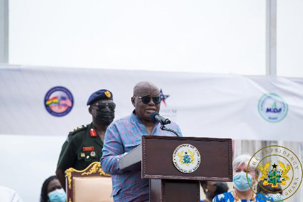 Electricity a necessity, no longer a luxury - Akufo-Addo