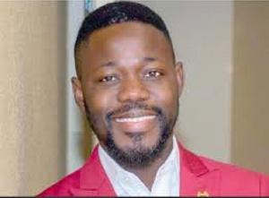 MP for New Edubiase, Mr Adams Abdul Salam