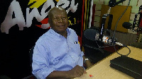 Dr. Kwame Amoako Tuffuor, member of the New Patriotic Party's (NPP) Council of Elders