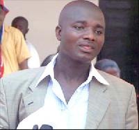 Kwaku Appiah a.k.a Appiah Stadium, Kumasi-based NDC serial caller
