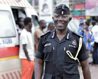 COP Dr George Akuffo-Dampare, Director of Operations for the Ghana Police Service