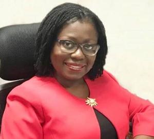 Elsie Addo Awadzi, Second Deputy Governor of the BoG