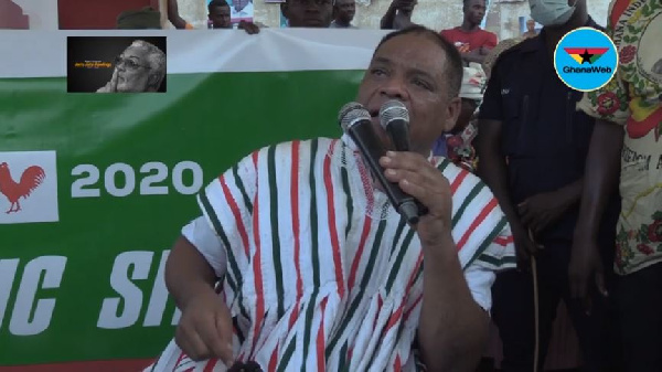 'Electric shock': We'll know who has been joking by Dec 8 – Greenstreet to NPP, NDC