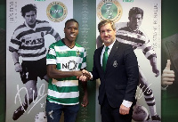 Agbenyenu has completed his move to Sporting CP
