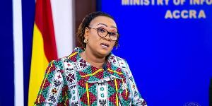Member of Parliament for Awutu Senya East, Mavis Hawa Koomson