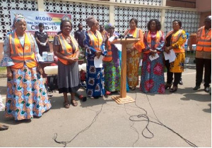 The move is part of the sensitization programme to control the spread of coronavirus