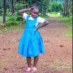 Bridget Bema is the younger sister to popular Kenyan comedian, Oliver Otieno
