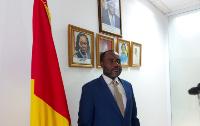 Ing. Charles Kraikue, Director-General of the Ghana Civil Aviation Authority (GCAA)
