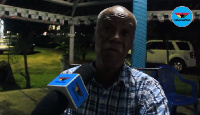 Defeated GJA Presidential Candidate, Lloyd Evans speaking exclusively to www.ghanaweb.com