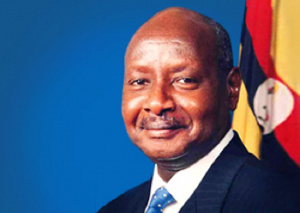 President Yoweri Museveni State House Uganda