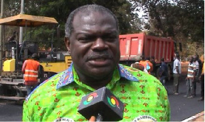 Former Vice Chancellor of the University of Ghana, Prof Ernest Aryeetey