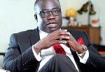 Member of Parliament for Dormaa East, Paul Apraku  Twum Barimah