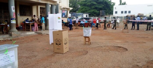 Special Voting: EC not responsible for missing names on voters register in Kumasi