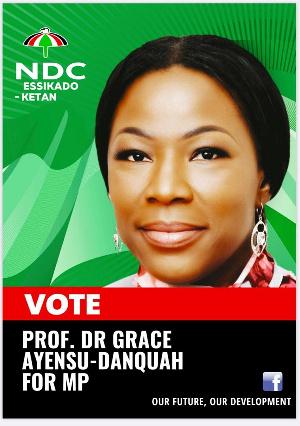 Prof. Dr. Grace Ayensu Danquah NDC