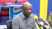 Chief Executive Officer of the Public Sector Reforms, Thomas Kusi Boafo